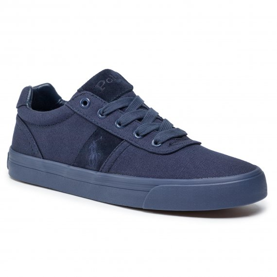 Sneakersy POLO RALPH LAUREN - Hanford 816764498001 Mon Navy
