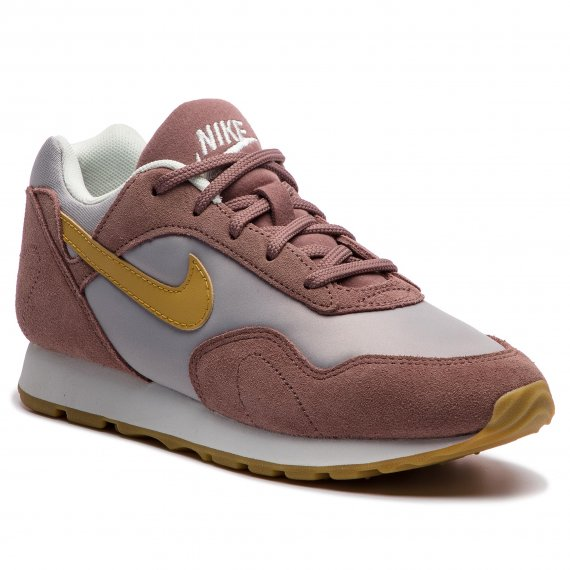 Buty NIKE - Outburst AO1069 201 Smokey Mauve/Wheat Gold
