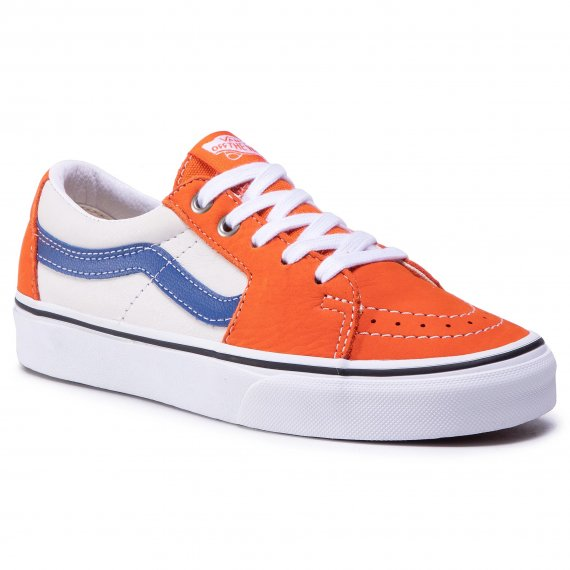 Sneakersy VANS - Sk8-Low VN0A4UUK2S21 (Leather)Pffnsblblncdblnc