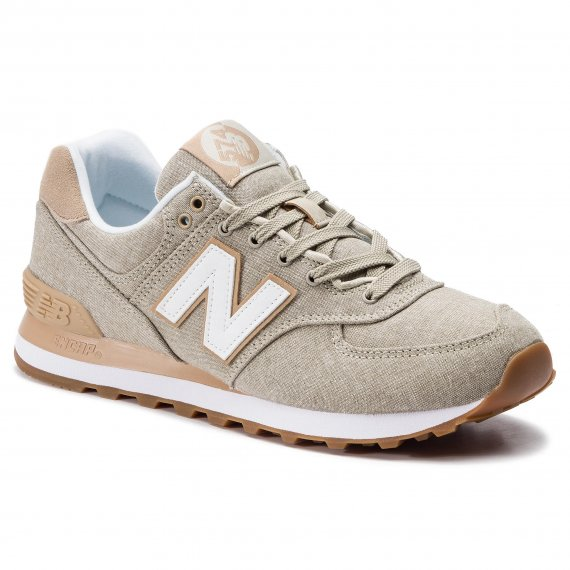 Sneakersy NEW BALANCE - ML574STC Beżowy