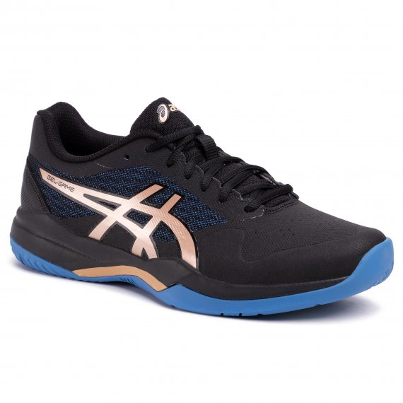Buty ASICS - Gel-Game 7 1041A042  Black/Champagne 012
