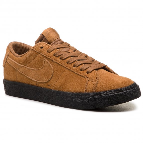 Buty NIKE - Sb Zoom Blazer Low 864347 200 Lt British Tan/Lt British Tan