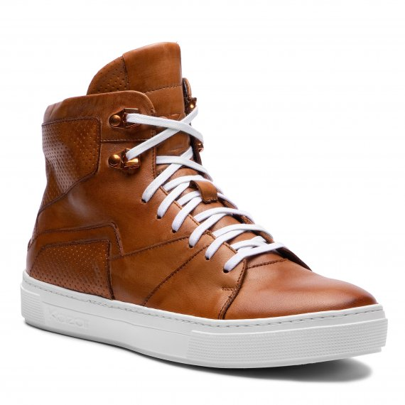 Sneakersy KAZAR - Leo 33853-16-02 Brown