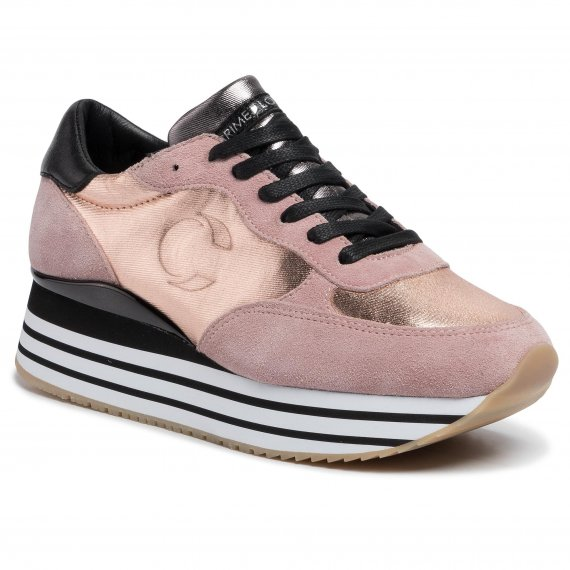 Sneakersy CRIME LONDON - Dynamic 25607AA2.73 Pink