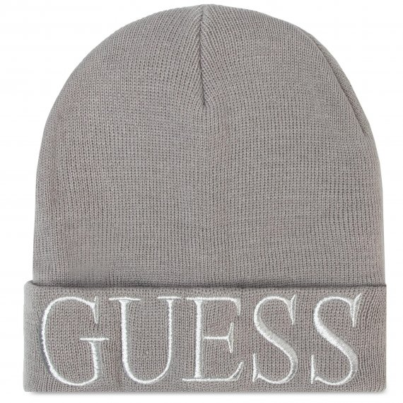 Czapka GUESS - Not Coordina Ted Hats AW7871 WOL01  GRY