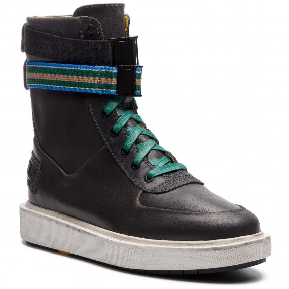 Kozaki DIESEL - H-Cage High St Y01776 P1822 H2111 Black/Multicolor