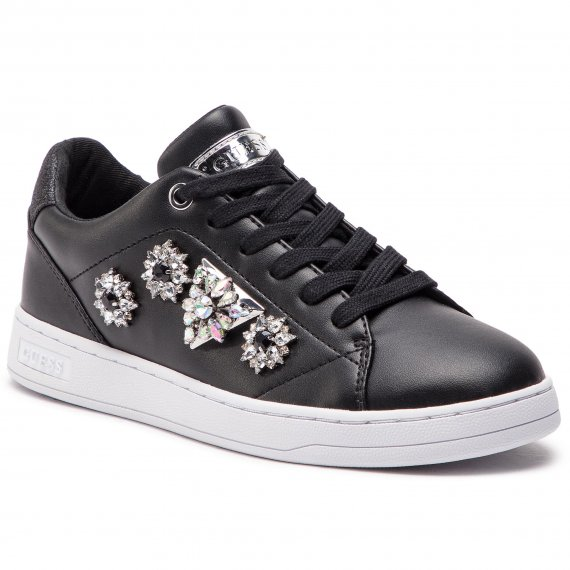 Sneakersy GUESS - FL5CRL ELE12 BLACK
