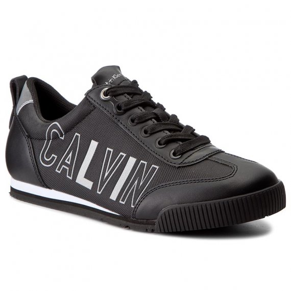 Sneakersy CALVIN KLEIN JEANS - Welby S0501 Black
