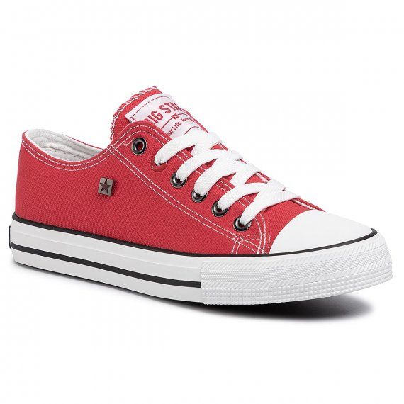 Trampki BIG STAR - T274020 603 Red