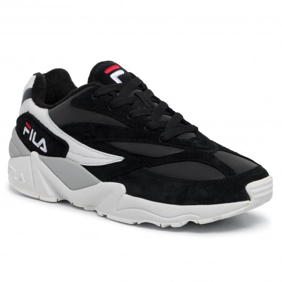 Sneakersy FILA - V94M R Low 1010716.12S Black/White