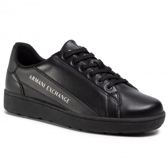 Sneakersy ARMANI EXCHANGE - XUX082 XV262 K001 Black/Black
