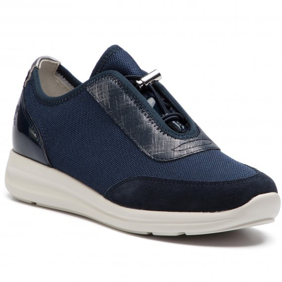 Sneakersy GEOX - D Agyleah C D926CC 01422 C4002 Navy