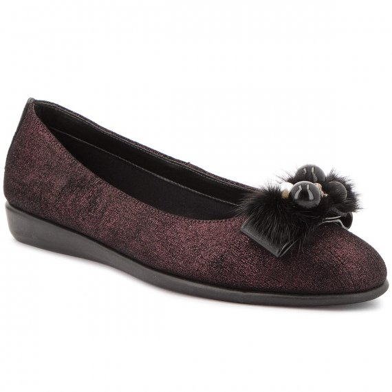 Baleriny THE FLEXX - Chic Rise 2101/114 Bordo