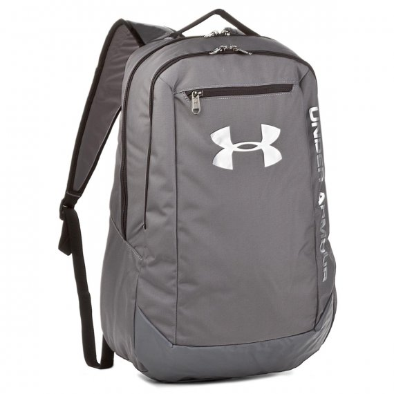 Plecak UNDER ARMOUR - Ua Hustle Backpack 1273274-040 Ldwr/Gph/Gph/Slv