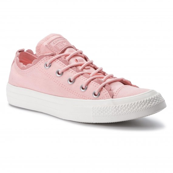 Tenisówki CONVERSE - Ctas Ox 564110C Bleached Coral/Bleached Coral