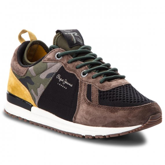 Sneakersy PEPE JEANS - Tinker Pro-70 PMS30488  Stag 884