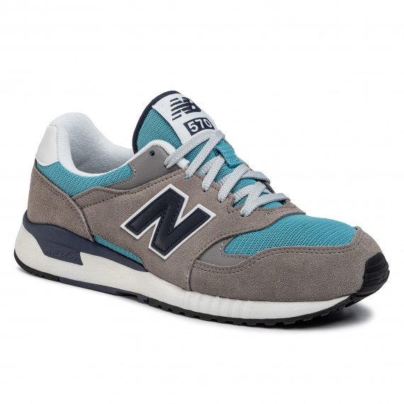 Sneakersy NEW BALANCE - ML570BND Szary