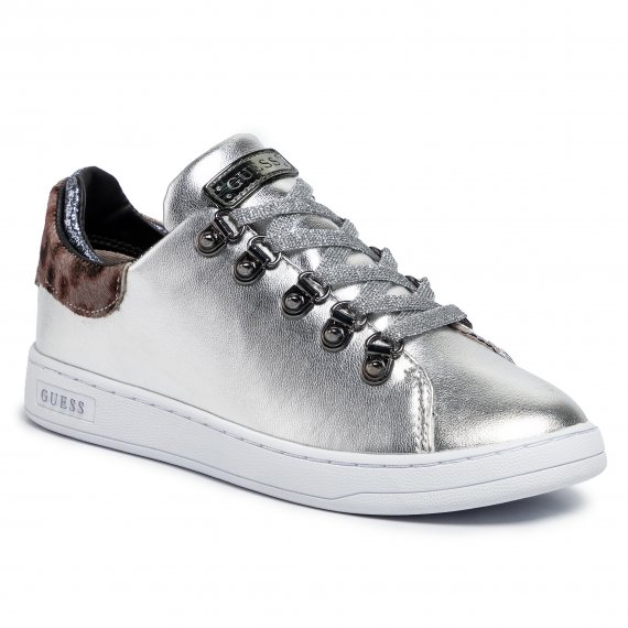 Sneakersy GUESS - Charlez FL8CHZ FAM12 SILVER