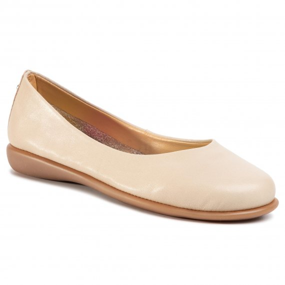 Baleriny THE FLEXX - New Mela-Cristallo F1085/03 Beige