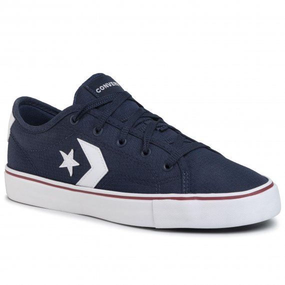 Tenisówki CONVERSE - Star Replay Ox 167526C Obsidian/Team Red/White