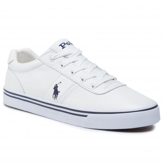 Sneakersy POLO RALPH LAUREN - Hanford 816765046002  White