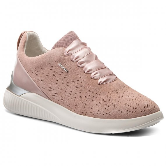 Sneakersy GEOX - D Theragon C D828SC 022BC C8056 Antique Rose