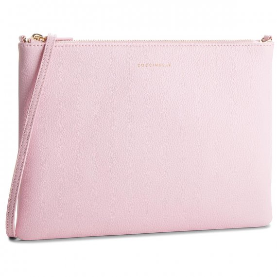 Torebka COCCINELLE - CV3 Mini Bag E5 CV3 55 F4 07 Graceful Pink P04
