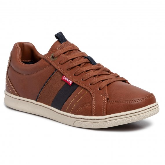 Sneakersy LEVI'S - 230691-1964-27 Medium Brown
