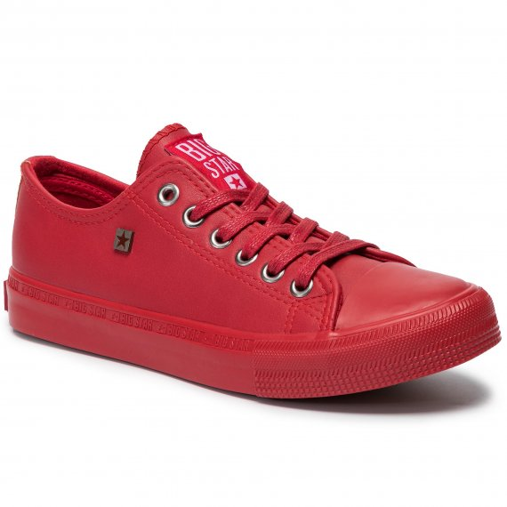 Trampki BIG STAR - EE274381 Red
