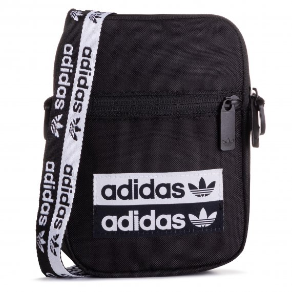 Saszetka adidas - Fest Bag EJ0975 Black/White