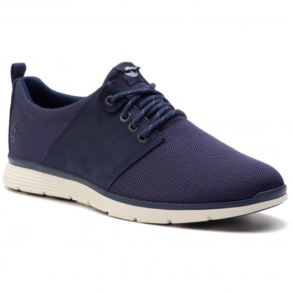 Sneakersy TIMBERLAND - Killington L/F Oxford TB0A1Y1J019 Navy Mesh