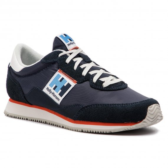 Sneakersy HELLY HANSEN -  Ripples Low-Cut Sneaker 114-82.597 Navy/Off White/Cherry Tomato
