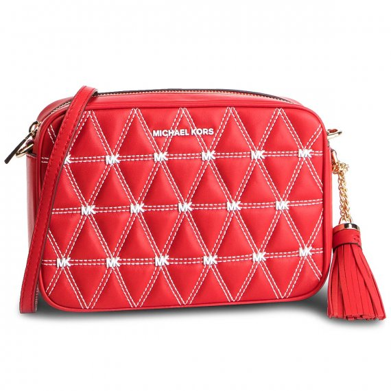 Torebka MICHAEL MICHAEL KORS - Crossbodies 32S9LF5M2Y Bright Red