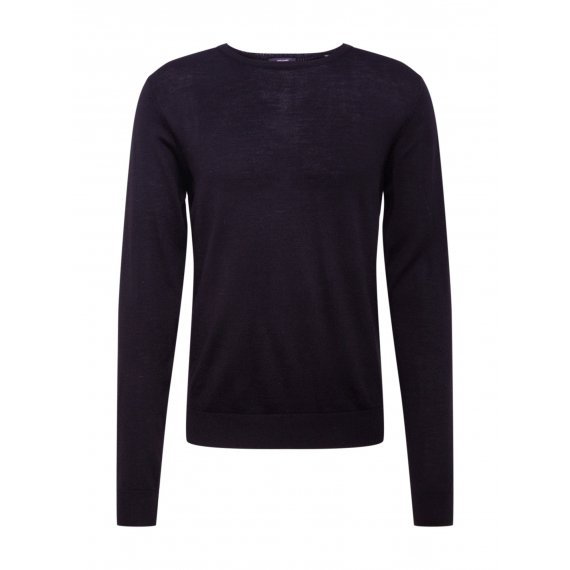 JACK & JONES Sweter 'Marc'  czarny