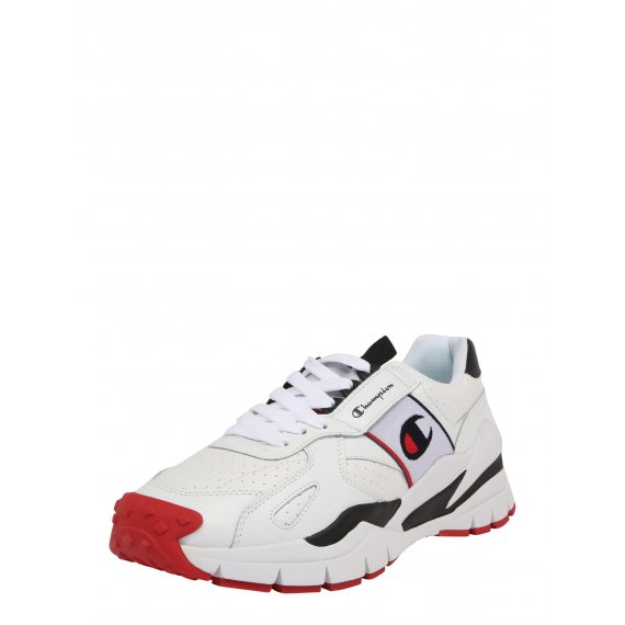 Champion Authentic Athletic Apparel Trampki niskie 'HONOR LEATHER'  biały