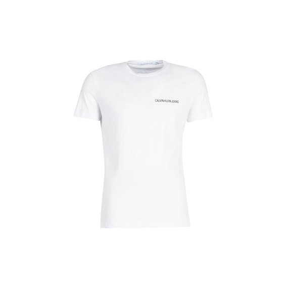 Calvin Klein Jeans  T-shirty z krótkim rękawem CHEST INSTITUTIONAL SLIM SS TEE