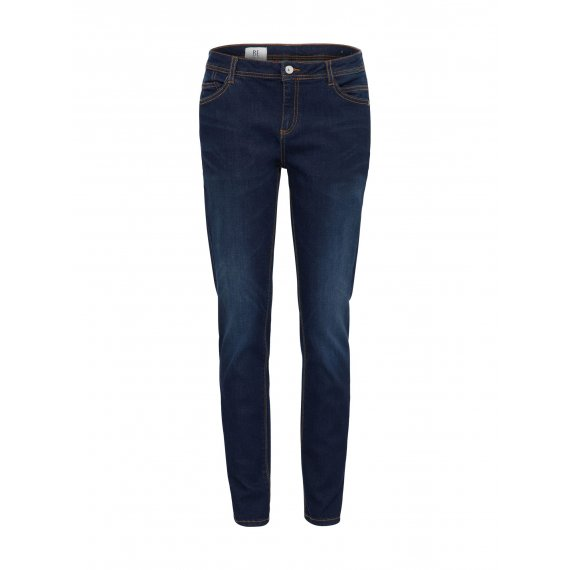 STREET ONE Jeansy 'York'  niebieski denim